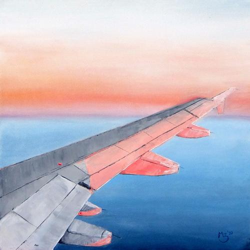 Самолет меня уносит